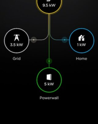tesla powerwall battery solar