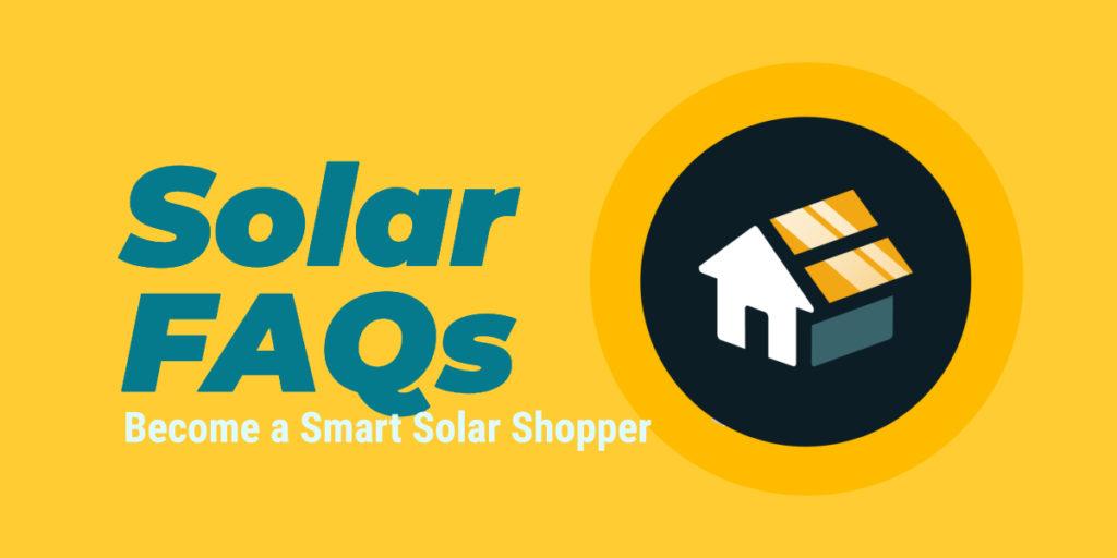 solar faq smart solar shopper