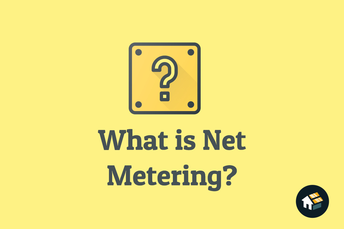 What is Solar Net Metering?