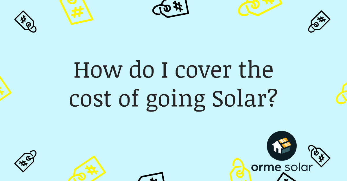 How much is solar panel installation?