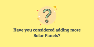 Add Solar Panels to An Existing System