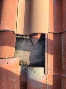 spanish tile repair mounting replacement