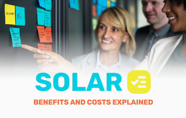 benefits and costs of solar