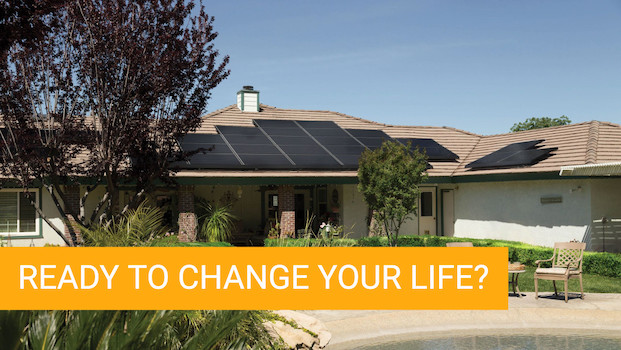 solar energy can be life changing