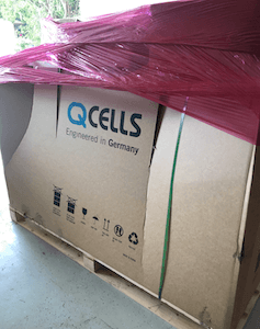 q cells q partner forme solar germany