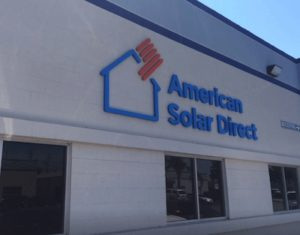 American Solar Direct is No Longer in Business