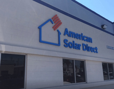 american solar direct no longer in business