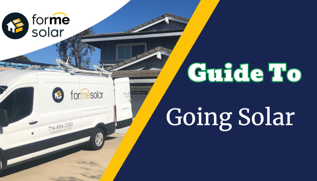 quick guide to going solar forme solar