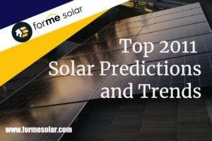 2021 Top Solar Predictions and Trends
