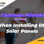 7 mistakes to avoid diy solar panels