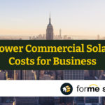 solar commercial solar panel costs rebate incentives