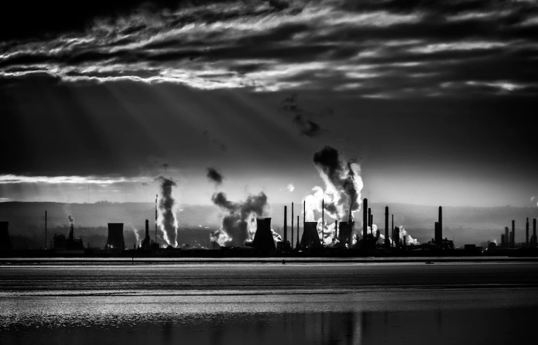 pollution carbon based fossil fuels