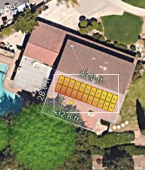 shading home analysis solar benefits
