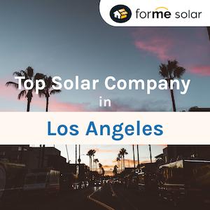 top solar installation company los angeles la