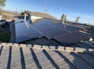 huntington beach solar panel installation
