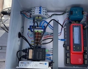 commercial solar inverter diagnostic