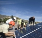 solar panel removal team extract