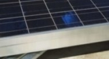 solar panel roof mounting cleaning