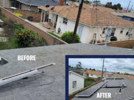 solar panel removal and reinstall operational