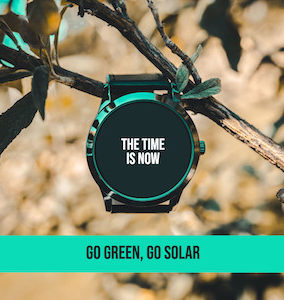 time to go solar