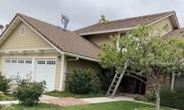 solar roof measurement orange county