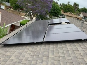 residential solar rooftop panels los angeles