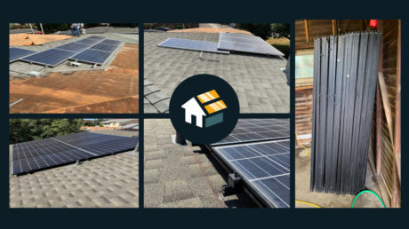 solar panel removal reinstall service maintenance