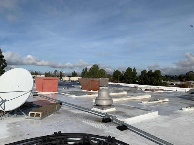commercial solar before
