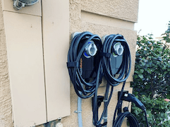 ev charger installation
